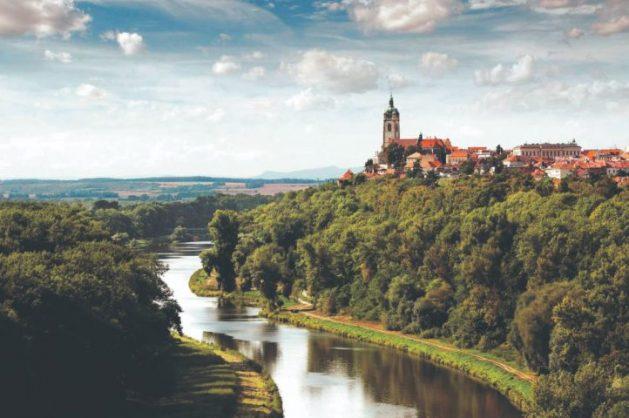 Mělník Castle. Picture: Supplied