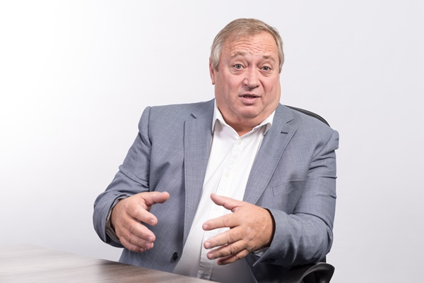 Sibanye-Stillwater chief executive Neal Froneman is determined to repair the company's image and safety record following fatal incidents at their mines. Picture: Supplied