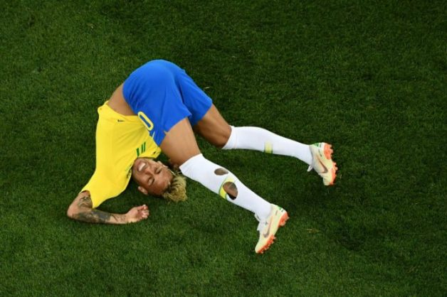 How Neymar's diving stole the World Cup