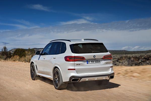 DRIVEN: All-new BMW X5 30d xDrive