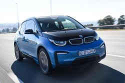 Refreshed BMW i3 launches in SA