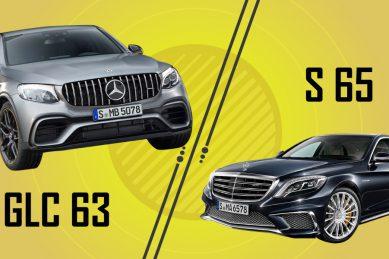 The best from Affalterbach – Mercedes-AMG S 65 Sedan & GLC 63 S