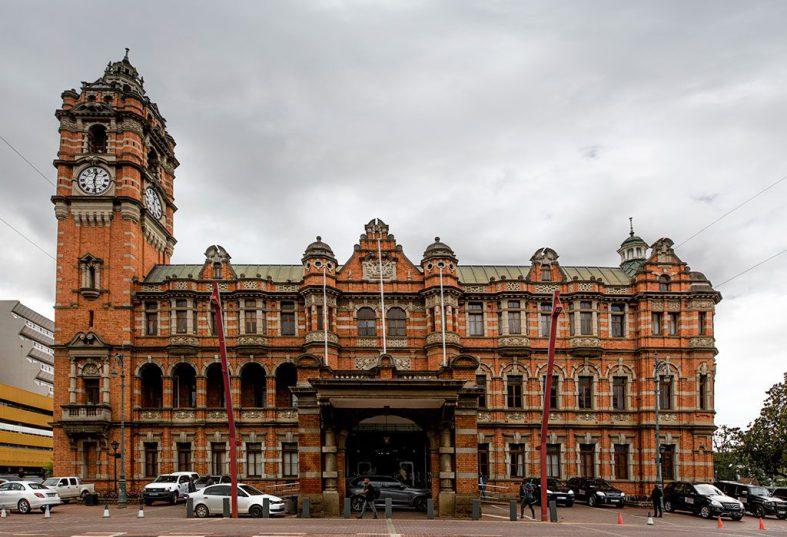 Pietermaritzburg city hall. Picture: Facebook
