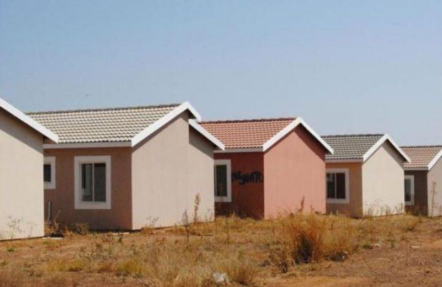 Ekurhuleni halts handover of RDP houses due to vandalism