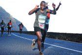 Siya Mnyanda: Running his race at his own pace