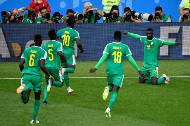 Blow by blow: Senegal vs Colombia