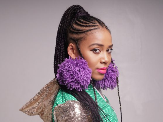 Sho Madjozi and Prev Reddy scoop Nickelodeon's Kids Choice Awards