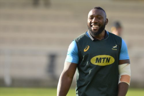 Beast Mtawarira: the history-making 'Shona Springbok'