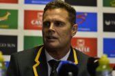 Rassie: Springboks failed to cope with 'trigger happy' ref