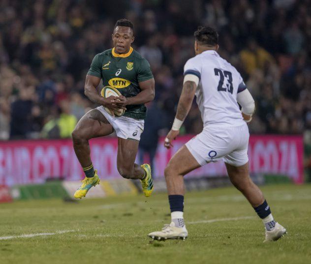 Springbok coach Rassie Erasmus lauds series win, laments last encounter