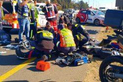 Biker killed in Johannesburg N3 crash