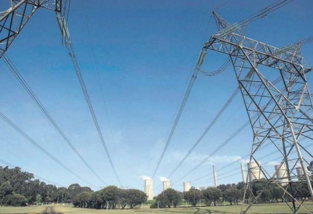 Load shedding unlikely for the next 30 days, says Eskom