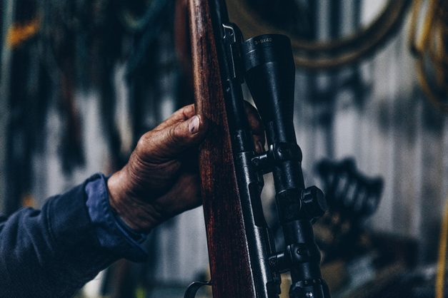 Panic buying of guns continues in the US