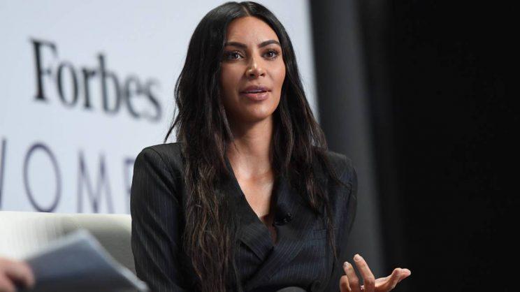 Kim Kardashian. Image: AFP