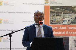 Deputy dti minister Magwanishe arrives in India for investment mission
