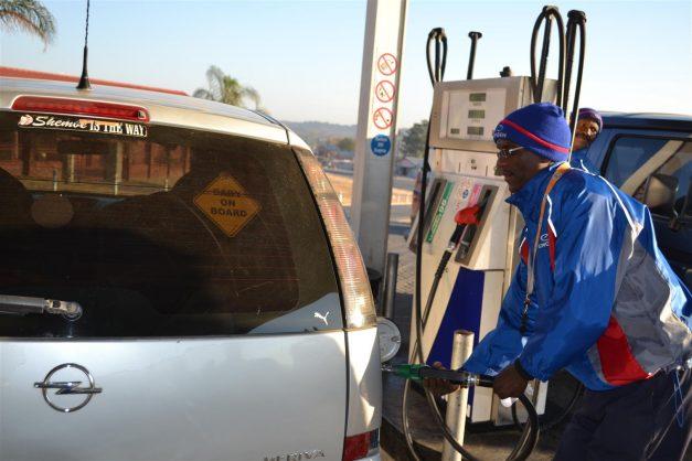 Slight petrol price increase in August