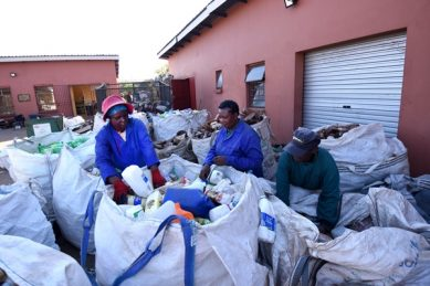 Recycling changing lives – and attitudes – in townships