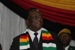 Forty-one people injured in Zimbabwean president's election rally blast