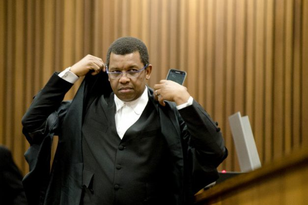 FILE PICTURE: Advocate Dali Mpofu. (Photo by Gallo Images / Beeld / Herman Verwey)