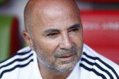 Argentina part company with coach Sampaoli