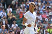 Nadal kills curse of 100 club at Wimbledon