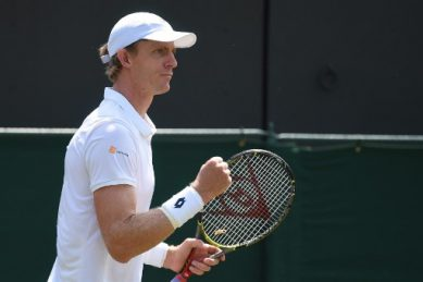 Kevin Anderson on a roll as Wimbledon begins to take notice