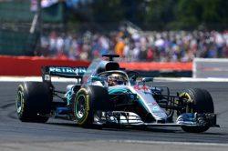 Unhappy Hamilton points finger at Ferrari's 'interesting tactics'