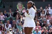 Serena battles into 11th Wimbledon semi, Kerber advances