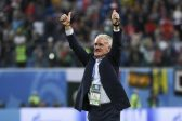Deschamps urges France to make amends for Euros in World Cup final