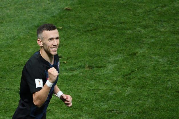 Perisic hails 'dream' goal as Croatia reach final