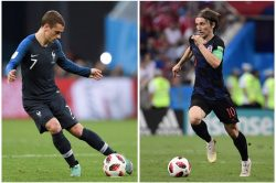 Blow by blow: France beat Croatia 4-2 to win World Cup