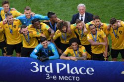 Hazard and Belgium too good for England in World Cup play-off