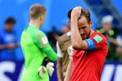 England's Harry Kane wins World Cup Golden Boot