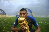 France's Mbappe says 'no sleep for me'