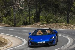 McLaren plans new models and going all-hybrid by 2025