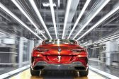 BMW begins production of new 8-Series Coupé