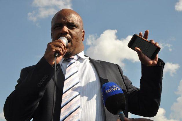 North West Community Safety MEC Dr Mpho Motlhabane. Picture: ANA