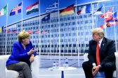 Trump's trip to Europe: top five highlights