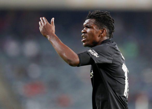 Ayanda Nkosi of Orlando Pirates (Muzi Ntombela/BackpagePix)