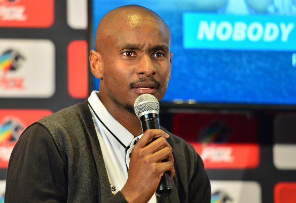 Rhulani Mokwena, assistant coach of Orlando Pirates (Samuel Shivambu/BackpagePix)