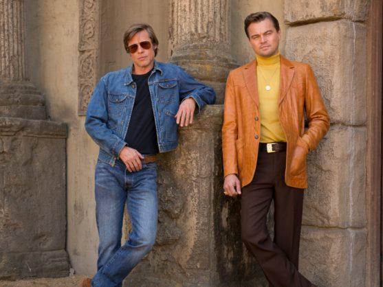Leonardo DiCaprio unveils first look of Quentin Tarantino's new film