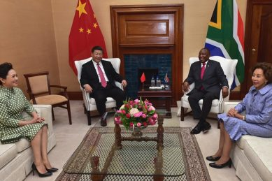 Tread carefully in dealings with Beijing, SA
