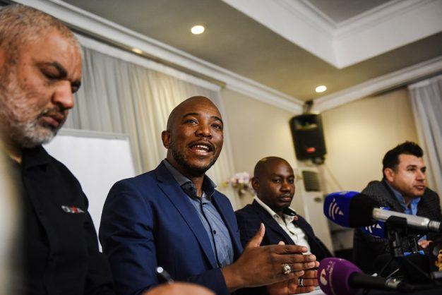 DA calls Ramaphosa's land expropriation announcement 'reckless'