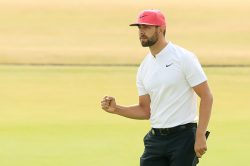 Van Rooyen, Lombard lead SA's charge at Open weekend