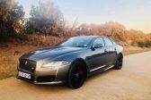 ROAD TEST: Jaguar's XJR 575 is unique