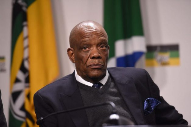 North West Premier Job Mokgoro. Picture: Refilwe Modise.
