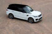 Range Rover Sport goes green