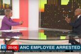 WATCH: Pule Mabe's comeback to 'Mduduzane Manana' blunder