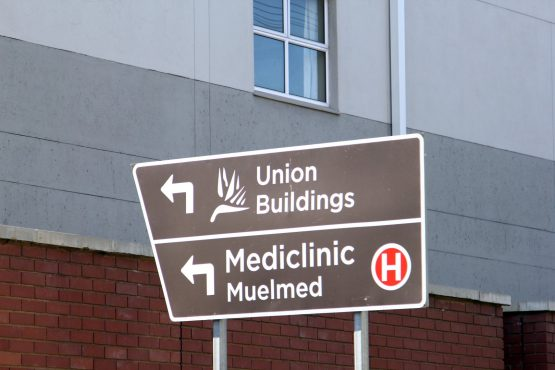 Mediclinic's Roly Buys disagrees with the finding that it is one of the three dominant players, and says there is robust competition between all hospital groups. Picture: Moneyweb