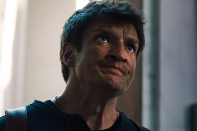 Nathan Fillion stars in Uncharted short film